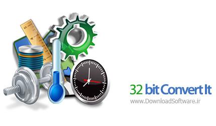 دانلود ۳۲bit Convert It 17.01.01 – نرم افزار تبدیل واحدهای اندازه گیری