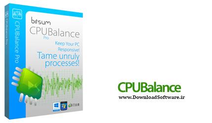 دانلود CPUBalance 1.0.0.54 + Portable – نرم افزار مدیریت و کنترل پردازنده