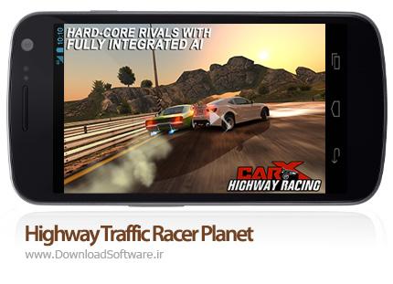 دانلود بازی CarX Highway Racing – مسابقات اتومبیل رانی در بزرگراه برای اندروید + دیتا + پول بی نهایت