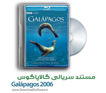 دانلود دوبله فارسی مستند سریالی گالاپاگوس Galápagos 2006