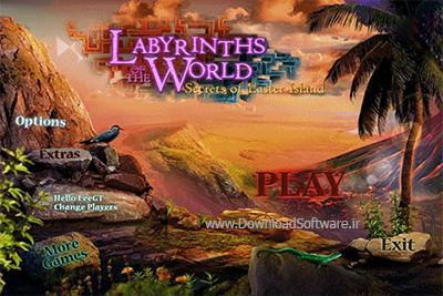 دانلود بازی LOTW 5: Secrets of Easter Island CE برای PC