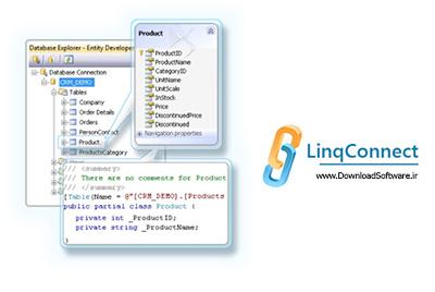 دانلود LinqConnect Express 4.5.1156 – مدیریت پایگاه داده