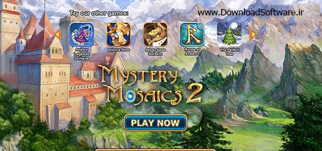 دانلود بازی Mystery Mosaics 2 برای PC