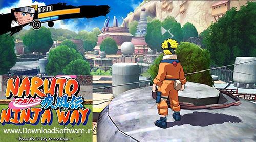 دانلود Naruto Ninja Way بازی جنگی برای کامپیوتر