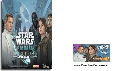 دانلود بازی Pinball FX2 Star Wars Pinball Rogue One برای PC