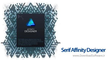 دانلود Serif Affinity Designer 1.5.1.43 نرم افزار طراحی وکتور