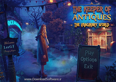 دانلود بازی The Keeper of Antiques 2: The Imaginary World برای PC