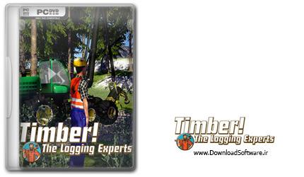 دانلود بازی Timber The Logging Experts برای PC