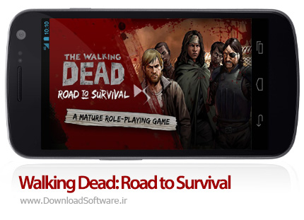 دانلود Walking Dead: Road to Survival 3.1.3.42929 بازی مردگان متحرک اندروید
