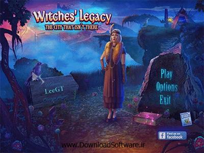 دانلود بازی Witches' Legacy 9: The City That Isn't There CE برای PC