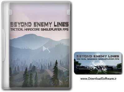 دانلود بازی Beyond Enemy Lines برای PC