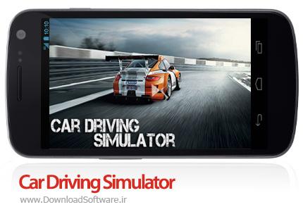 بازی شبیه سازی پژو 405 برای اندروید بازی اندرویدی dr driving 2 نسخه مود شده