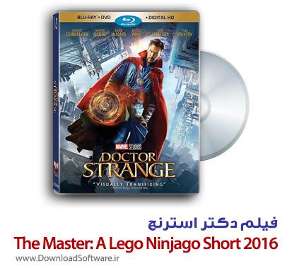 دانلود دوبله فارسی فیلم دکتر استرنج Doctor Strange 2016