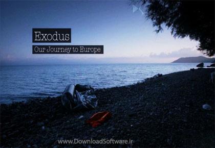 دانلود فصل اول مستند Exodus Our Journey To Europe 2017