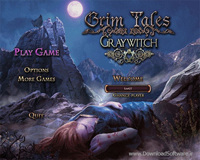 دانلود بازی Grim Tales 12: Graywitch Collector's Edition برای PC