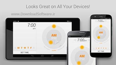 دانلود Life Time Alarm Clock Premium 2.9lt – ساعت زنگ دار برای اندروید