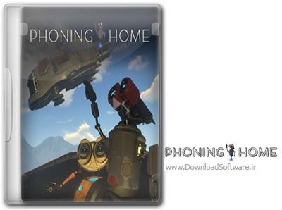 دانلود بازی Phoning Home برای PC