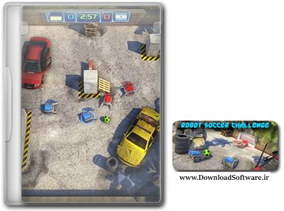 دانلود بازی Robot Soccer Challenge برای PC