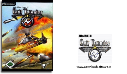 دانلود Airstrike 3D II Gulf Thunder بازی اکشن هلکوپتر جنگنده