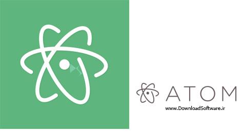 دانلود برنامه ویرایشگر متون Atom 1.15.0