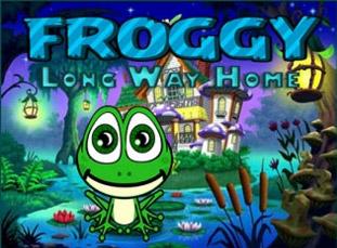 دانلود بازی کوچک Froggy: Long Way Home برای کامپیوتر