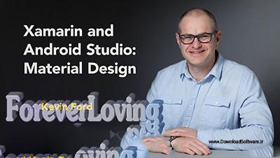 دانلود آموزش برنامه نویسی اندروید با Lynda - Xamarin and Android Studio: Material Design