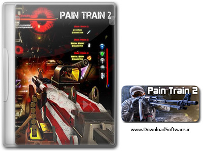 دانلود بازی Pain Train 2 برای PC