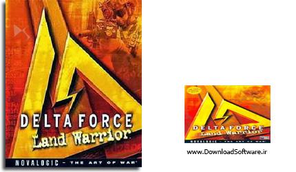دانلود بازی اکشن Delta Force 3: Land Warrior برای کامپیوتر