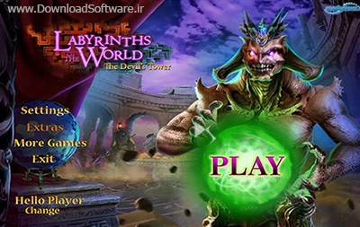 دانلود بازی Labyrinths of the World 6: The Devil's Tower CE