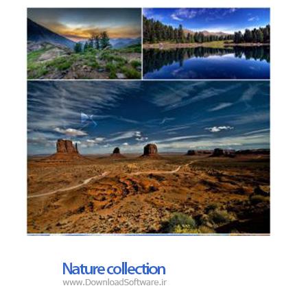دانلود تصاویر والپیپر Nature collection