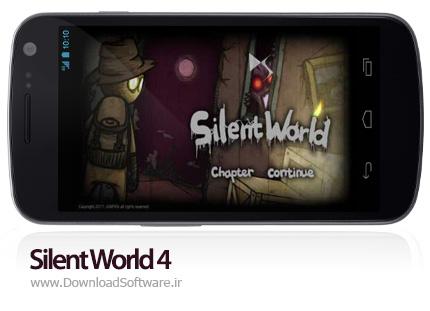 دانلود Silent World 4 بازی جهان خاموش برای اندروید