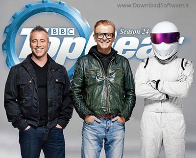 دانلود فصل بیست و چهارم مستند تخت گاز Top Gear Season 24