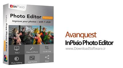 دانلود Avanquest InPixio Photo Editor Premium 1.7.6278 – نرم افزار ویرایش عکس