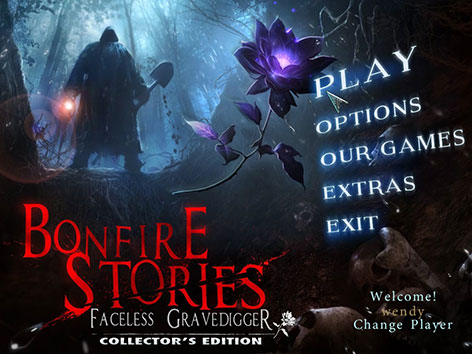 دانلود بازی Bonfire Stories: The Faceless Gravedigger CE Final