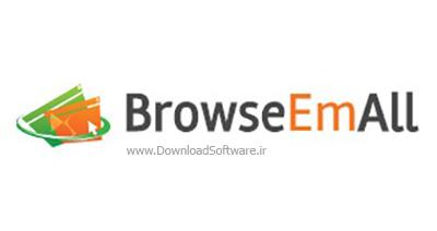 دانلود BrowseEmAll – نرم افزار آزمایش سایت با مرورگرهای مختلف