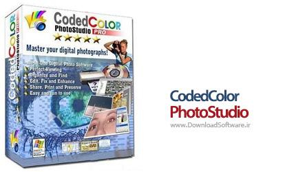 دانلود CodedColor PhotoStudio Pro نرم افزار مدیریت تصاویر