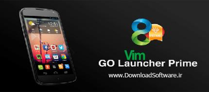 دانلود GO Launcher Z Prime 2.28 لانچر زد پرایم برای اندروید