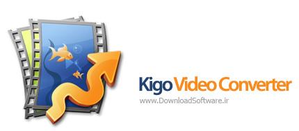 دانلود Kigo Video Converter Pro نرم افزار مبدل ویدیویی برای مک