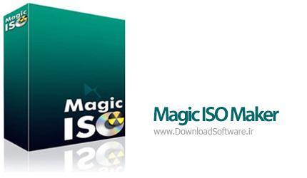 دانلود MagicISO Maker نرم افزار ساخت و ویرایش ایمیج ایزو