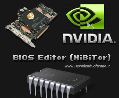 دانلود NVIDIA BIOS Editor (NiBiTor) نرمافزار بهینهساز کارت گرافیک NVIDIA