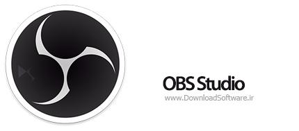 دانلود OBS Studio نرم افزار ایجاد آموزش های اینترنتی و آنلاین