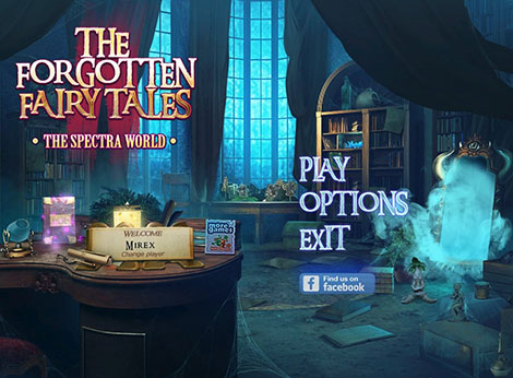 دانلود بازی The Forgotten Fairytales: The Spectra World CE