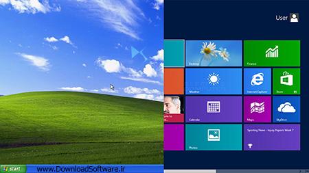 آموزش اپگرید ویندوز XP به ویندوز 8