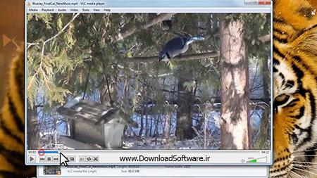 دانلود فیلم آموزشی استفاده از نرم افزار VLC Media Player
