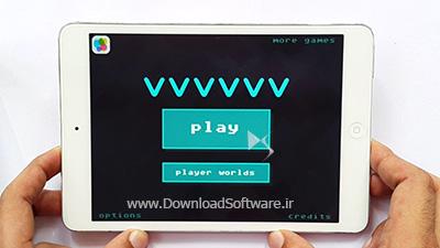 دانلود VVVVVV بازی جذاب و جدید وی وی برای اندروید