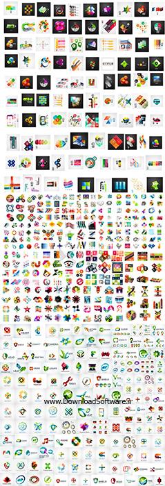 دانلود آیکون ها و لوگوها و عناصر وکتور اینفورماتیک
