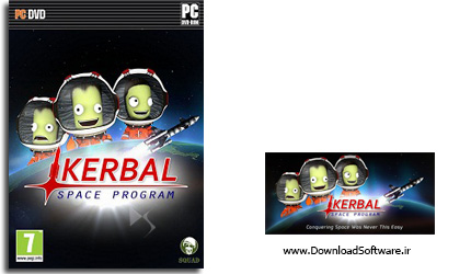 دانلود بازی Kerbal Space Program Away with Words برای PC
