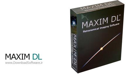 دانلود MaxIm DL Pro - نرم افزار عکاسی و سیر در آسمان شب