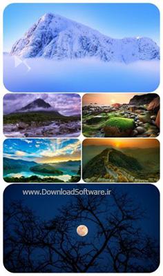دانلود 57 والپیپیر جذاب و زیبا با موضوع طبیعت