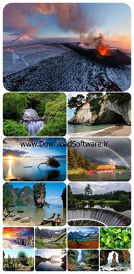 دانلود 52 تصویر والپیپیر طبیعت با کیفیت بالا